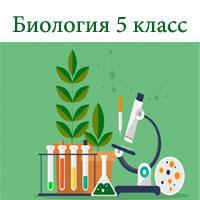 Биология-5-класс